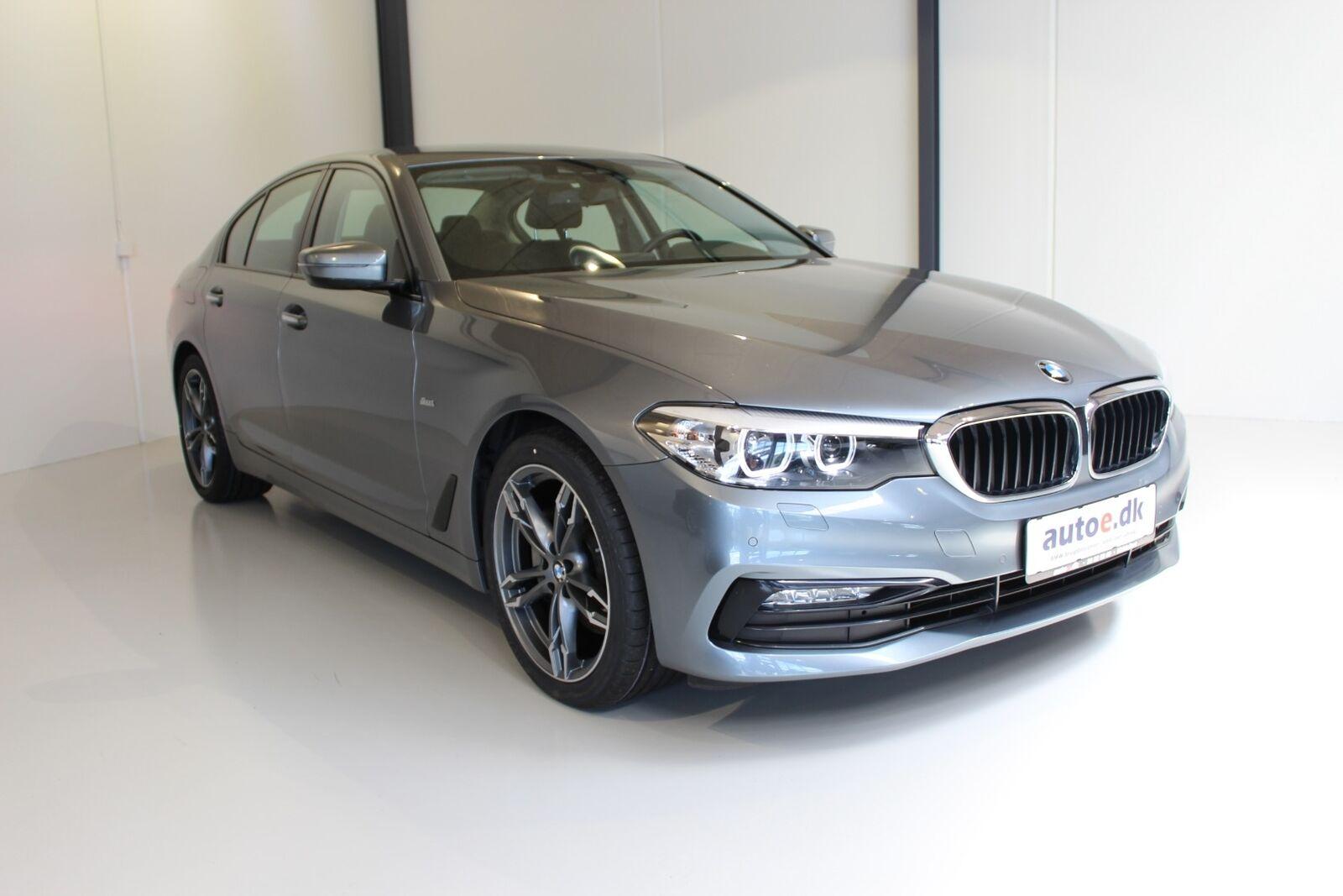 BMW 530d 3,0 aut. 4d - 479.800 kr.