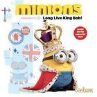 Minions: Long Live King Bob by Centum Books (Paperback, 2015)