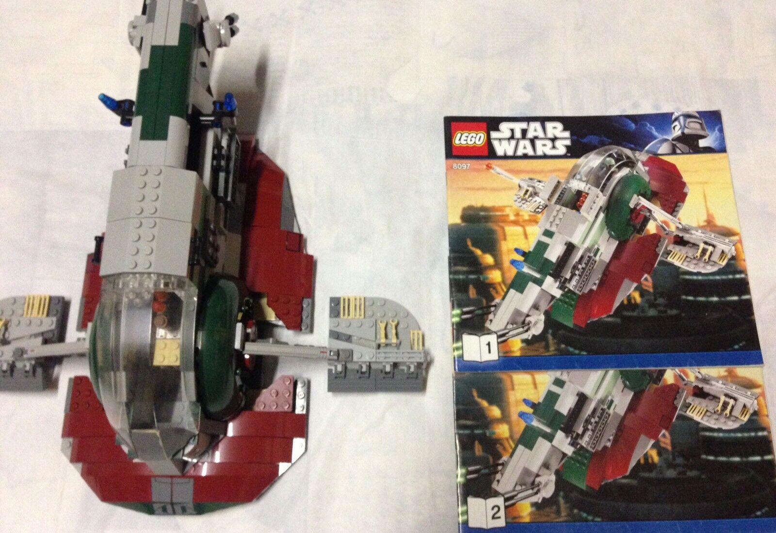 Lego  estrella guerras 8097 Slave NO MINIcifra  acquista la qualità autentica al 100%