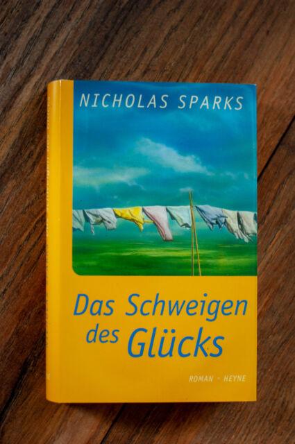 Das Schweigen des Glücks von Nicholas Sparks (2000, Gebunden)