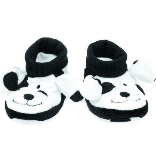 Teddykompaniet diinglisar des chaussons de bébé Dalmatien 12 cm mignon et NEUF