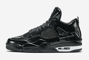 online retailer 98271 09e8b Details about 2015 Nike Air Jordan 11 Lab 4 Retro SZ 9 Black Patent Leather  Premium 719864-010
