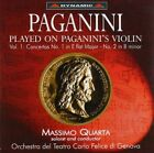 Paganini: Played on Paganini's Violin, Vol. 1 (CD, Jan-2000, Dynamic (not USA))