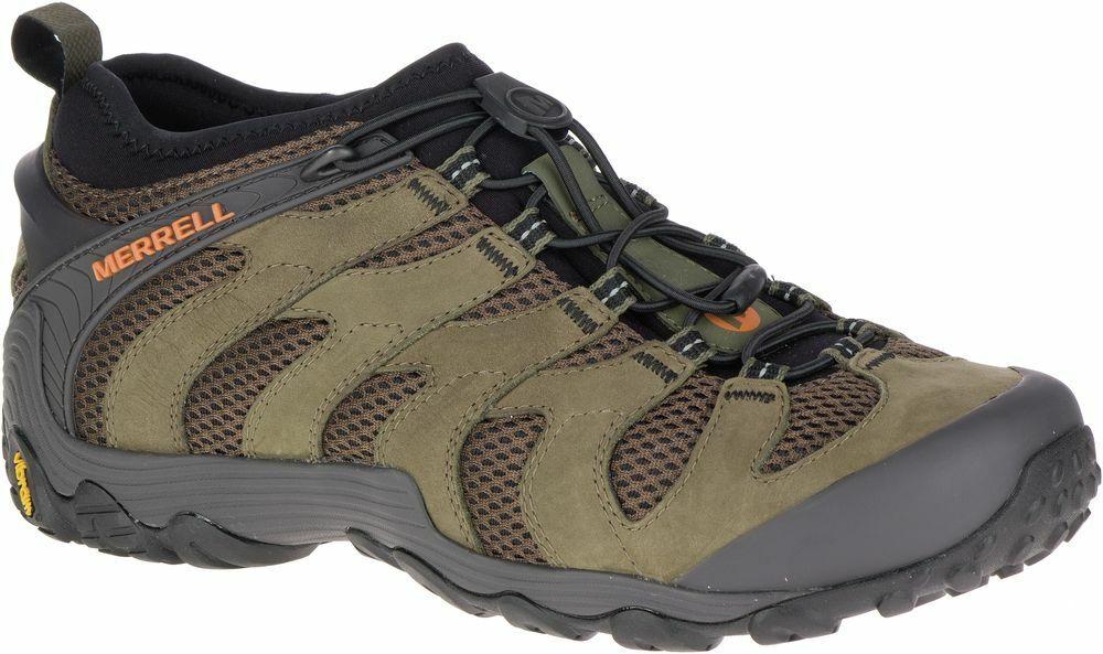 MERREL Chameleon 7 Stretch J12069 Outdoor Hiking Treking Trainers skor Mäns