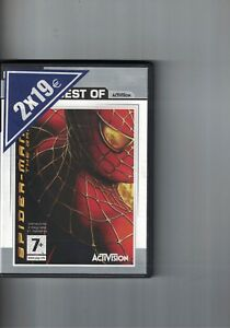 GIOCO-PC-SPIDER-MAN-2-THE-GAME-ACTIVISION-2004