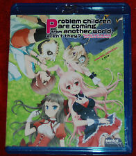 Problem Children are Coming from Another World, aren't they? (Blu-ray ANIME +OVA