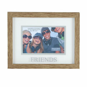 Juliana-Friends-Natural-Wood-Effect-Photo-Frame-Suits-6-034-x-4-034-Photos
