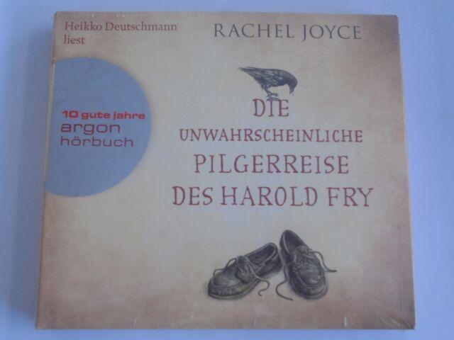 Joyce, R: Pilgerreise des Harold Fry - CDs von Rachel Joyce - CD Neu