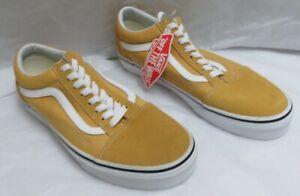 Vans Old Skool Ochre/True White Skate