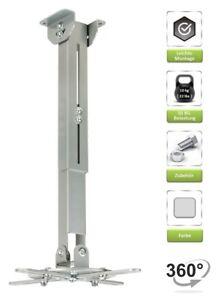 Universal-Beamer-Wandhalterung-A22-Flache-Deckenhalterung-Wandbefestigung-Gelenk