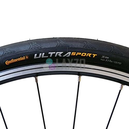 Continental Ultra Sport II Folding Tyre Road Bike Bicycle 700C Cycle Tyre