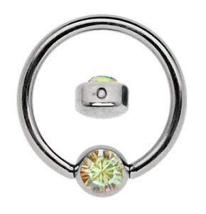 Piercing-Titanio-Anello-Bcr-1-6mm-e-Piatte-3-mm-Clip-Zirconia-Piastra-6-12mm