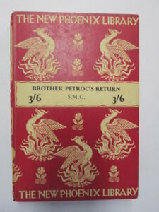 Acceptable-Brother-Petroc-039-s-Return-S-M-C-1954-01-01-Missing-spine-cover