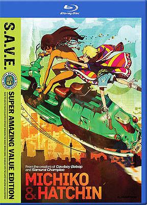 Michiko & Hatchin: The Complete Series (Blu-ray, 2015)