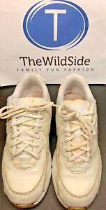 ad75c2b5364c NIKE Air Max 90 LTR SE GP Running Shoes 897986-101 White White-Prism ...
