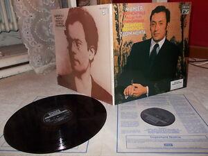 MAHLER-Symphony-n-5-n-10-adagio-Los-Angeles-Mehta-Decca-SXL-UK-ED1-exc