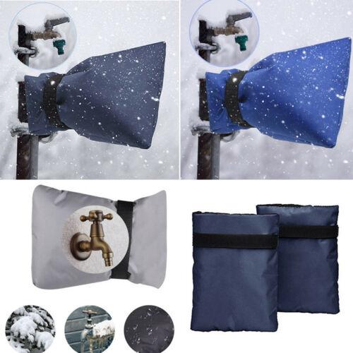 Faucet Cover Shell Faucet Freeze Winter Protect For Faucet Outdoor Faucet Socks