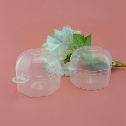 2pc Sanitary Baby Pacifier  Case Holder Creative Design Wide Nipple Storage Box
