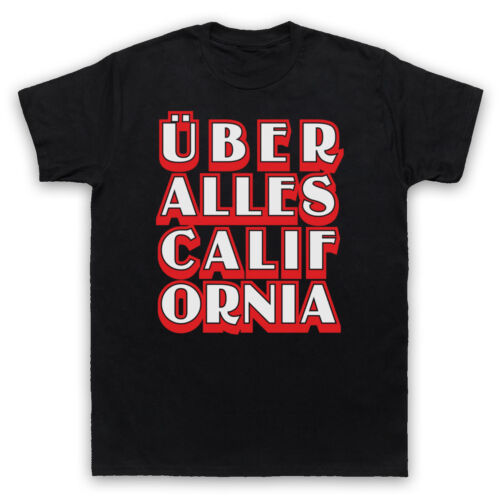 DEAD KENNEDYS CALIFORNIA UBER ALLES UNOFFICIAL PUNK T-SHIRT ADULTS /& KIDS SIZES
