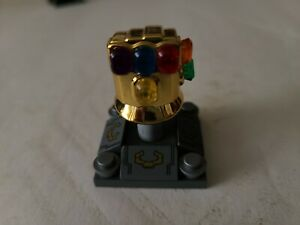 LEGO Marvel Super Heroes Red Infinity Gauntlet with 6 stones MINIFIG  Lego 76144