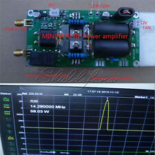 New DIY kits 70W SSB linear HF Power Amplifier For YAESU FT-817 KX3 Ham Radio