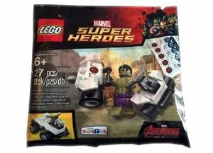 LEGO 5003084 Marvel Super Heroes Avengers Hulk Polybag New Sealed TRU Exclusive