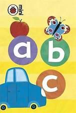 Early Learning: ABC by LADYBIRD  Books Ltd (Hardback, 2008) B70
