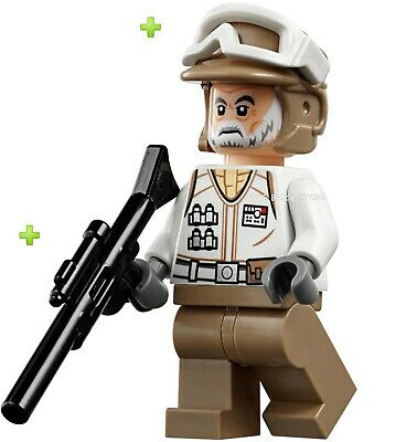 from 75241 2019 Release - Version 1 Hoth Rebel Trooper LEGO Star Wars