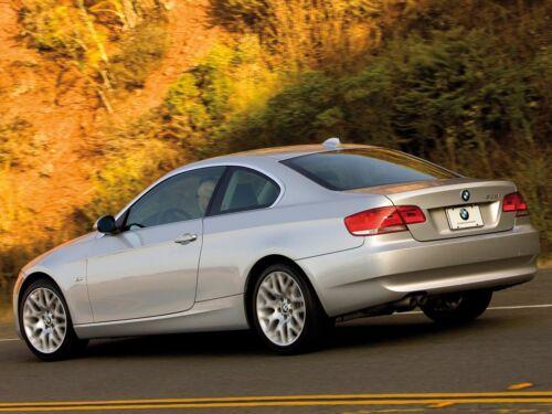 BMW SERIE 3 E92 E93 Coupe Cabrio utenti proprietari manuale-LEGGI