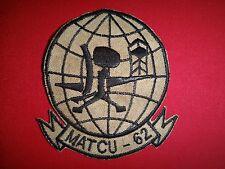 US Marine Air Traffic Control Unit MATCU-62 Vietnam War Patch