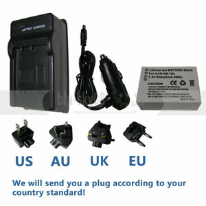 NB-10L-Rechargeable-Battery-charger-for-Canon-SX50-SX60-G15-G16-G1-X-G3-X