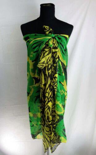 US SELLER-12pc wholesale retro tropical maxi long fashion scarves sarong wrap
