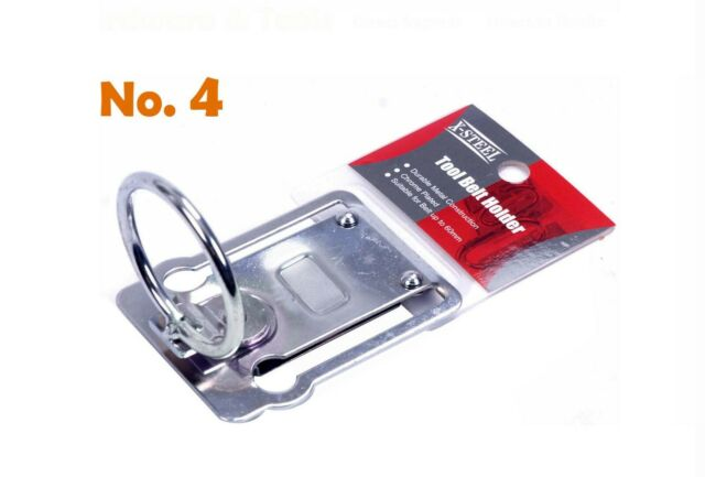 Cowhide Steel Loop Hammer Holder KL-30 Tool Carrying Holder hook for Waist Belt