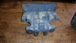 Details About Broadhead Garrett B G 500 V Woodworking Under Bench Vise Parts Fixed Jaw Only