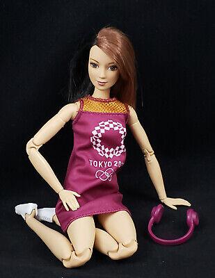 Barbie Mattel made to move Fashionistas Nr. 126 Hybrid