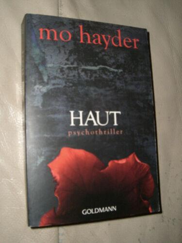 1 von 1 - Mo Hayder: Haut