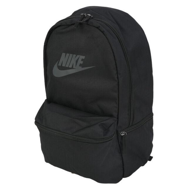 klasyczny styl oficjalne zdjęcia najlepsze podejście Nike Heritage Backpack Tech All Over Black Ba5749-010
