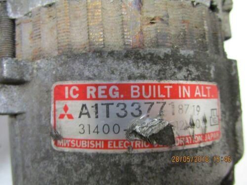 ED Alternateur Générateur 40 A a1t33771 SUZUKI SUPER CARRY Bus 1.0