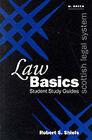 Scottish Legal System Lawbasics by Robert S. Shiels (Book, 1999)