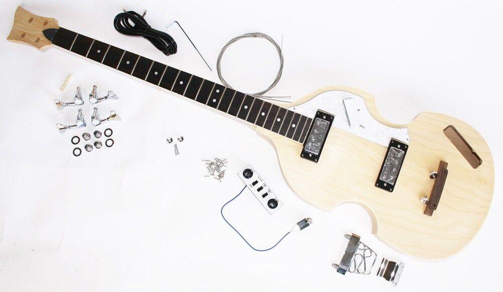 grande sconto Kit Kit Kit Violinbass Beatlesbass Basso Elettrico  solo per te