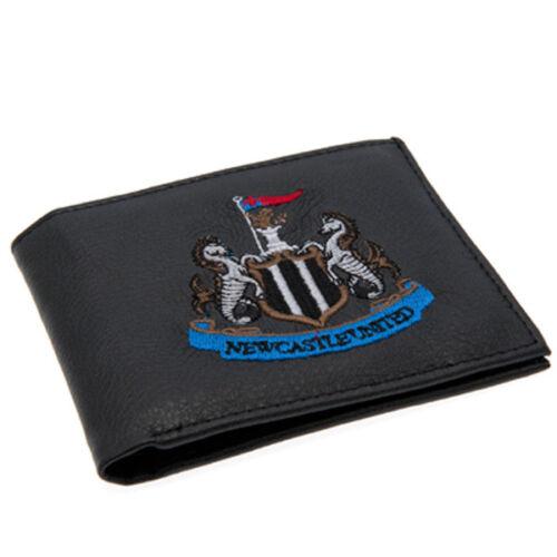PU WALLET Newcastle United F.C Ricamato - regalo