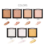 Beauty-Highlighter-Palette-Makeup-Face-Contour-Powder-Bronzer-Make-Up-Blusher thumbnail 2