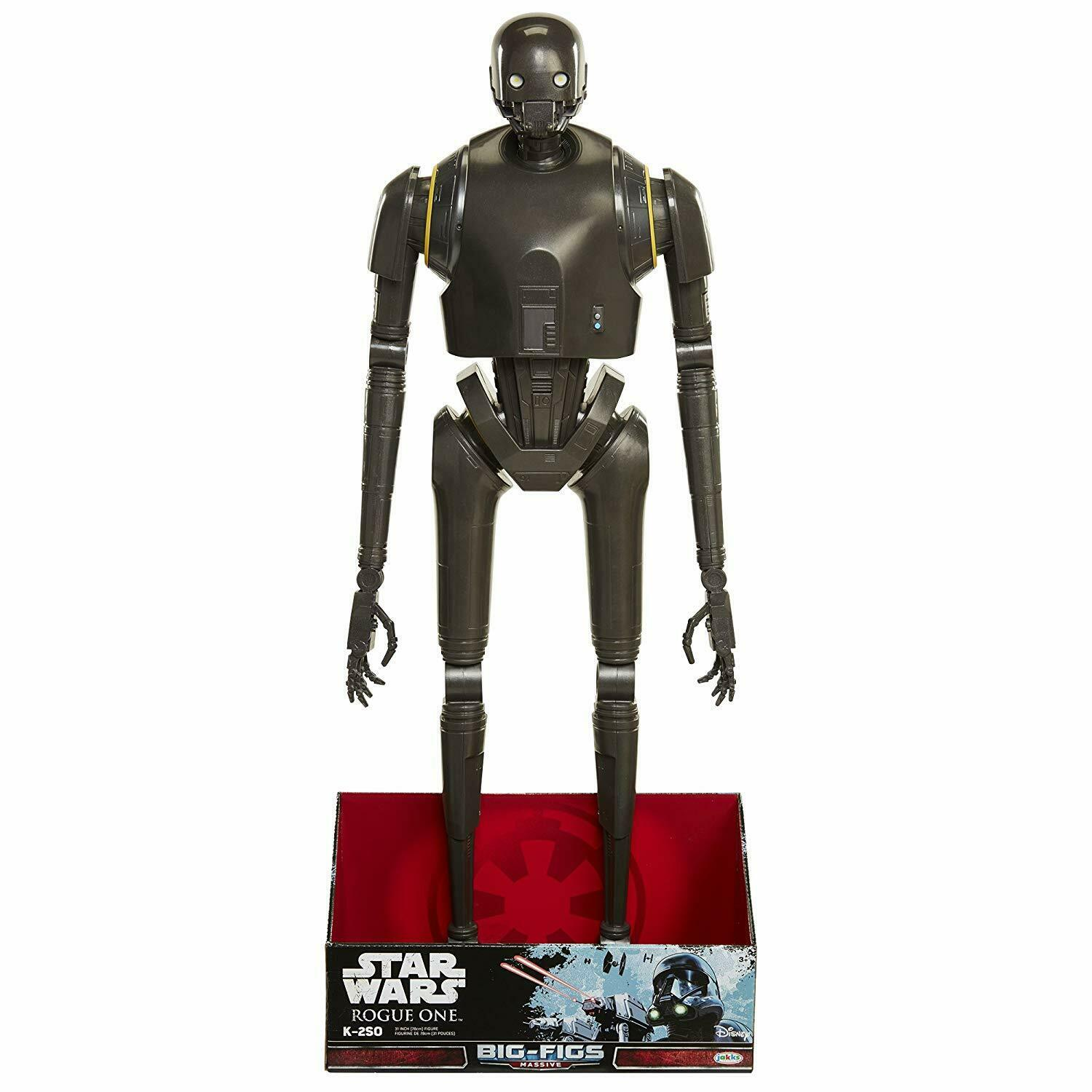 Star Wars Big Tall Figs Figs Figs Rogue One Massive 31  K-2SO Action Figure New 264c86
