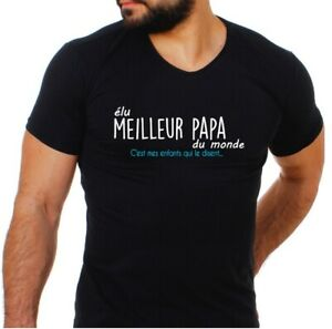 Tee shirt homme Super Papa