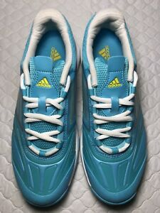Image is loading Adidas-Women-039-s-Sprintweb-Light-Blue-Running- 7a78d65de