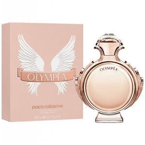Detalles de OLYMPEA de PACO RABANNE Colonia Perfume EDP 80 mL Mujer Woman Femme