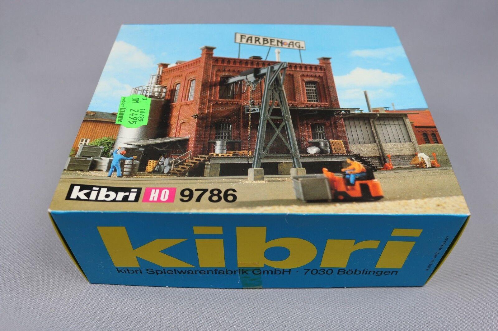 KIBRI 26266-h0 ligne aérienne architecte terminé modèle-NEUF