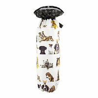 Save Bag Dogs Plastic Sack Holder Scallywags Labs Bulldog Doxie Greyhound Westie