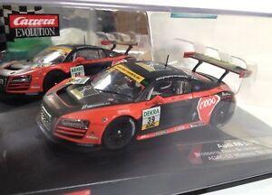 Audi R8 LMS Prosperia Team Brinkimann CARRERA EVOLUTION SCALEXTRIC SCX SLOT CAR YKa3uGeN-08123748-741368185