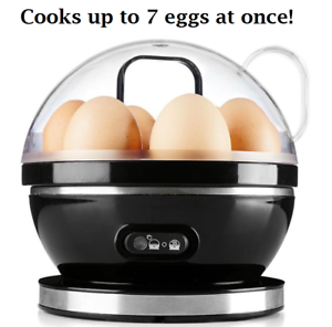 Stainless-Steel-Egg-Cooker-Electric-Automatic-Bowl-Kitchen-Steamer-Easy-Meal
